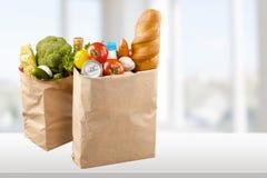 groceries obrazy stock