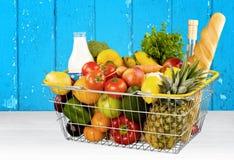 groceries obraz stock