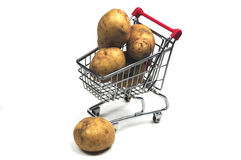 Daily groceries Royalty Free Stock Images
