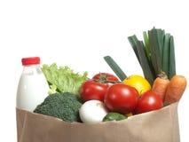 Groceries Stock Photo