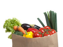Groceries Royalty Free Stock Photography