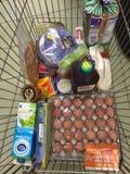 groceries Zdjęcie Royalty Free