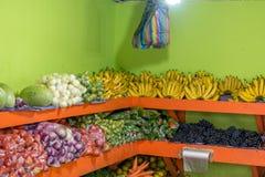 Groceries in Chordeleg Стоковые Фотографии RF