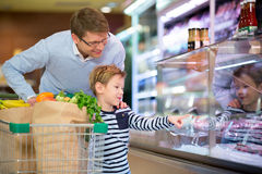 Groceries Stock Images
