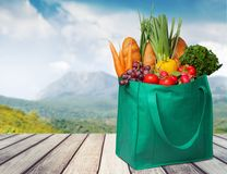 Groceries Royalty Free Stock Image