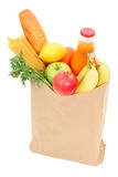 Grocery bag stock photos