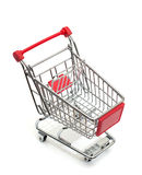 Grocery basket Royalty Free Stock Photos