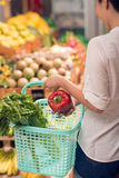 In the grocery shop Stock Photography