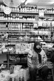 Grocery shop in Penang Stock Photo