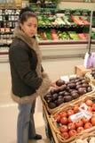 Grocery shopping Stock Photos