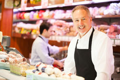 Grocery store Royalty Free Stock Image