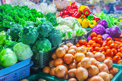 Grocery store Royalty Free Stock Photo