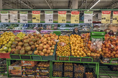 Grocery store supermarket Stock Photography