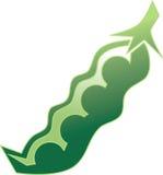grochowy strąk Zdjęcie Royalty Free