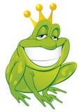 grodaprince Royaltyfri Bild