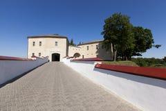 Grodno Castle , Belarus Royalty Free Stock Image