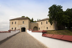 Grodno Castle . Belarus Royalty Free Stock Photos