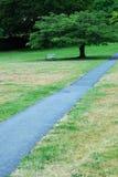 grodowa ścieżka hatley ogrodowa Obraz Royalty Free