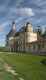 grodowa chambord France Loire rzeka Zdjęcia Stock