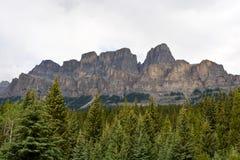 Grodowa góra zdjęcie stock