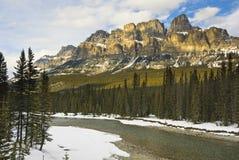 grodowa góra Fotografia Royalty Free