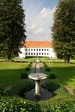 grodowa manor ogrodowa Obraz Royalty Free