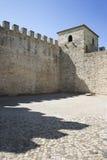 grodowa Portugal Lizbońskiej konstrukcji Zdjęcie Stock