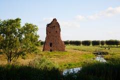 Grodowa ruina Obraz Royalty Free