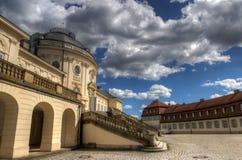 grodowa samotność Stuttgart Fotografia Royalty Free