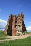 grodowe ruiny Zdjęcia Stock