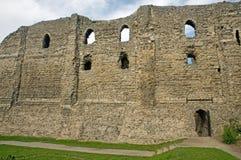 grodowe ruiny Zdjęcia Royalty Free