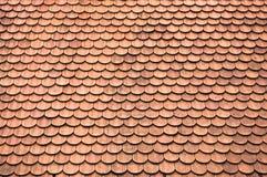 grodowe stare dachowe płytki obrazy royalty free