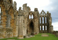 grodowe stare ruiny Fotografia Royalty Free