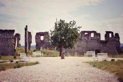 Grodowej zviretice republika czech architektury stary budynek Fotografia Royalty Free