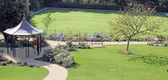 grodowi ogródy Obrazy Stock