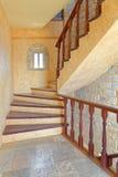 Grodowi schodki Zdjęcia Stock