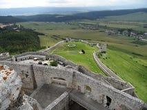 grodowi Slovakia spisy obrazy royalty free