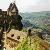 Grodowy Aggstein, Austria Fotografia Royalty Free