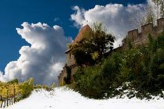 Grodowy Beilstein Zdjęcie Royalty Free