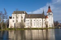 Grodowy Blatnà ¡, republika czech, Europa Zdjęcia Stock