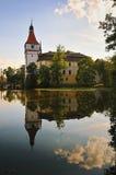 Grodowy Blatna, republika czech Fotografia Royalty Free