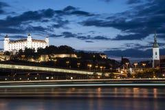Grodowy Bratislava Slovakia Europe Obraz Stock