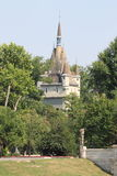 grodowy Budapest vajdahunyad Fotografia Royalty Free