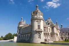 grodowy Chantilly fotografia royalty free
