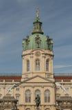 Grodowy Charlottenburg Zdjęcie Royalty Free