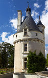 grodowy chenonceau France obrazy stock