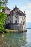 grodowy chillon Switzerland zdjęcia royalty free