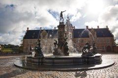 grodowy Denmark Frederiksborg Obraz Stock