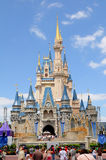 grodowy Disney Orlando świat Zdjęcia Royalty Free