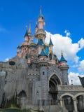 grodowy Disneyland Paris obrazy royalty free